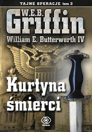 Okładka książki Kurtyna śmierci