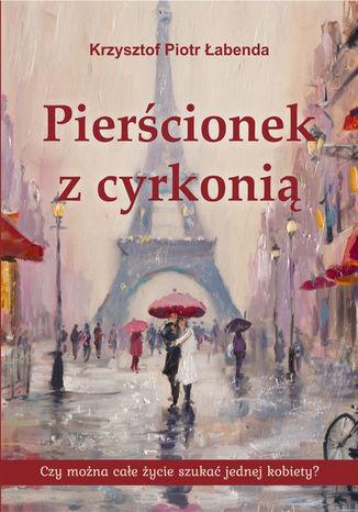 Okładka książki Pierścionek z cyrkonią