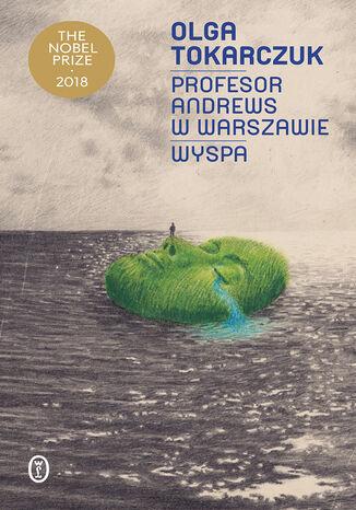 Okładka książki Profesor Andrews w Warszawie. Wyspa
