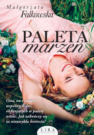 Okładka książki/ebooka Paleta marzeń