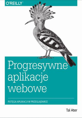 Okładka książki/ebooka Progresywne aplikacje webowe