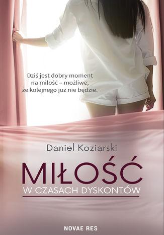 Okładka książki Miłość w czasach dyskontów
