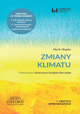 Okładka książki Zmiany klimatu. Krótkie Wprowadzenie 11