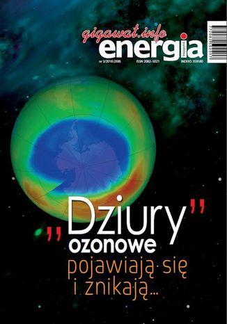 Okładka książki Energia Gigawat nr 3/2018 (208)