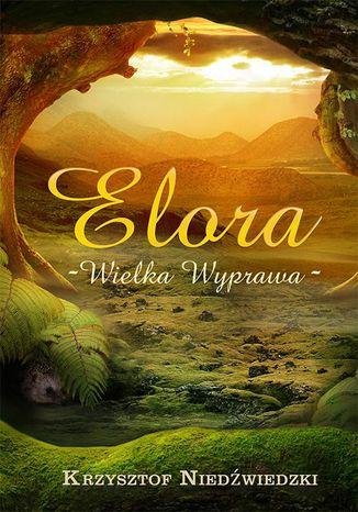 Okładka książki Elora wielka wyprawa