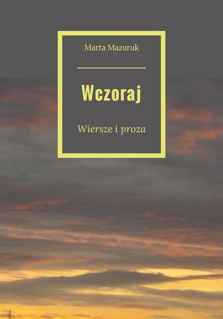 Okładka książki/ebooka Wczoraj