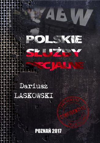 Okładka książki/ebooka Służby specjalne w Polsce