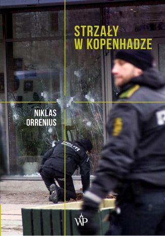 Okładka książki Strzały w Kopenhadze