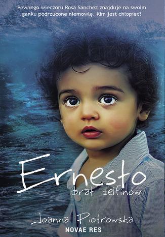 Okładka książki Ernesto, brat delfinów