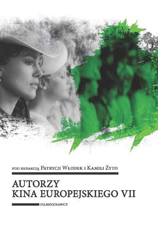 Okładka książki Autorzy kina europejskiego VII