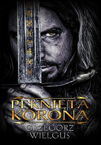 Okładka książki Pęknięta korona