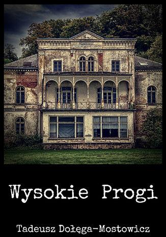 Okładka książki Wysokie Progi