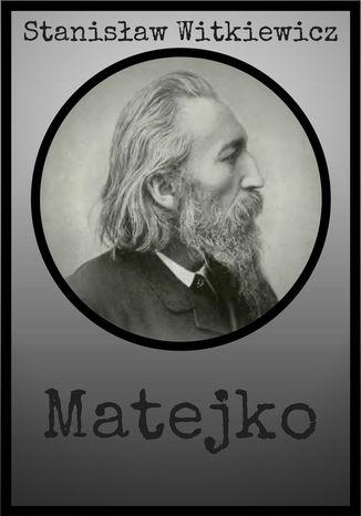 Okładka książki Matejko
