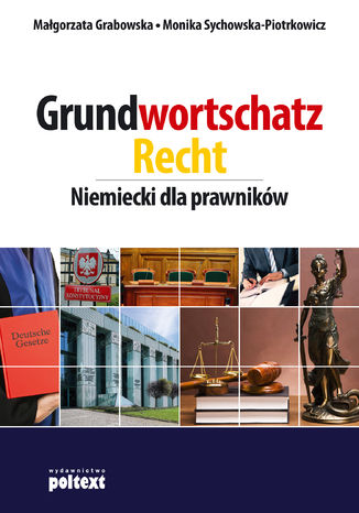 Okładka książki Grundwortschatz Recht. Niemiecki dla prawników