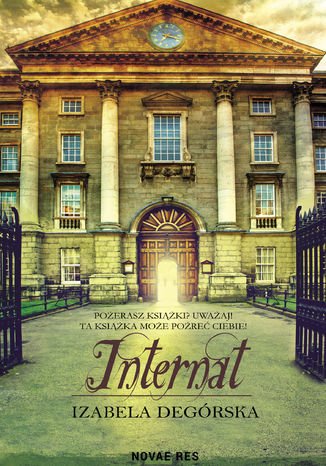 Okładka książki Internat
