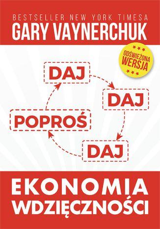 Okładka książki/ebooka Ekonomia wdzięczności