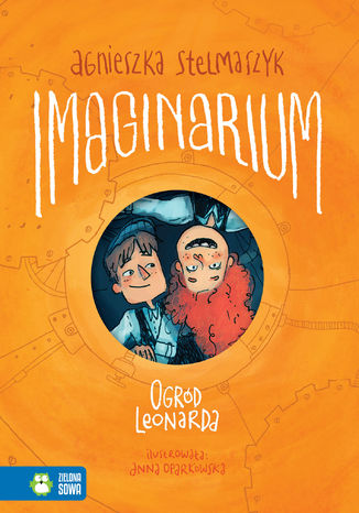 Okładka książki Imaginarium. Ogród Leonarda