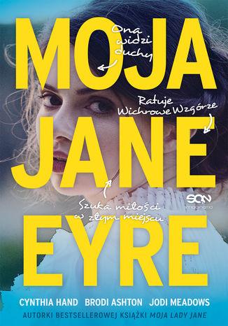 Okładka książki Moja Jane Eyre