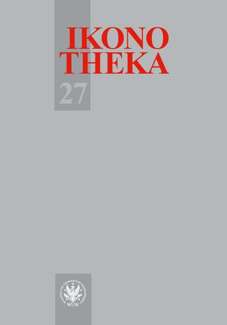 Okładka książki Ikonotheka 2017/27