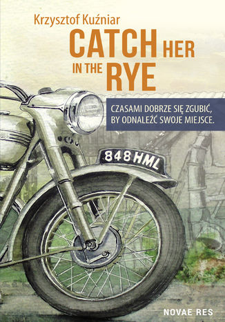 Okładka książki/ebooka Catch her in the rye