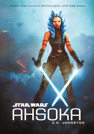 Okładka książki Star Wars. Ahsoka