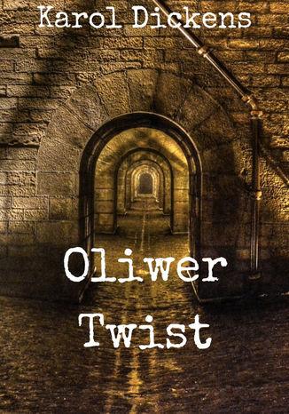 Okładka książki Oliwer Twist