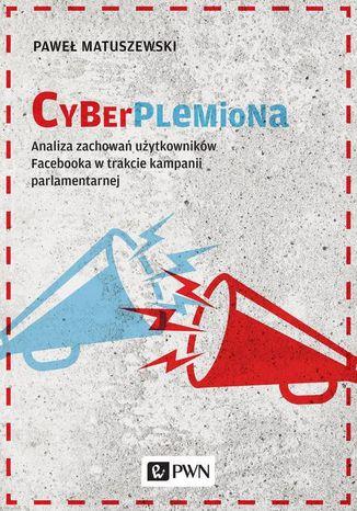 Okładka książki Cyberplemiona