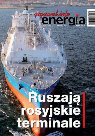 Okładka książki Energia Gigawat nr 3/2017