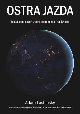 Okładka książki Ostra jazda
