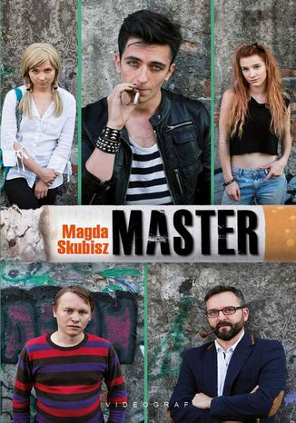 Okładka książki Master