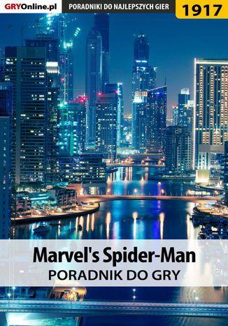 Okładka książki Marvel's Spider-Man - poradnik do gry