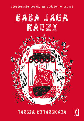 Okładka książki/ebooka Baba Jaga radzi