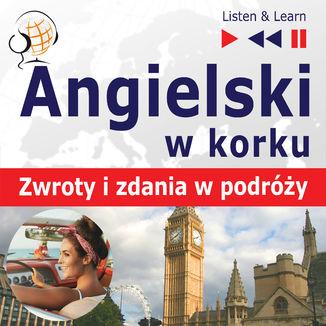 Okładka książki/ebooka Angielski w korku. Przydatne zwroty i zdania w podróży