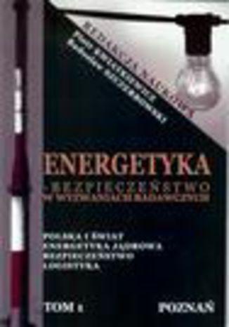 Okładka książki Energetyka w Wyzwaniach Badawczych