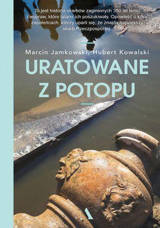 Okładka książki Uratowane z potopu
