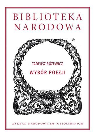 Okładka książki/ebooka Wybór poezji