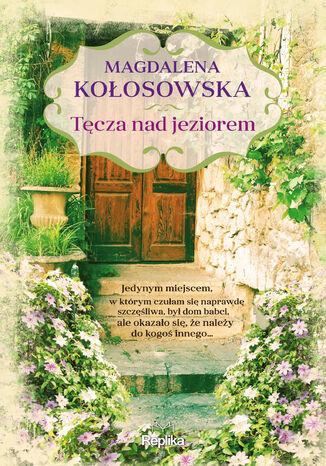 Okładka książki/ebooka Tęcza nad jeziorem