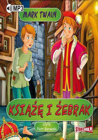 Okładka książki Książe i żebrak