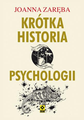 Okładka książki/ebooka Krótka historia psychologii