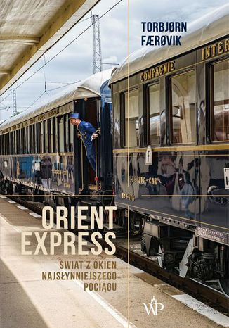 Okładka książki Orient Express