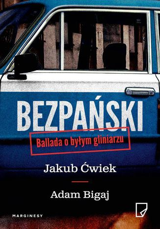 Okładka książki Bezpański