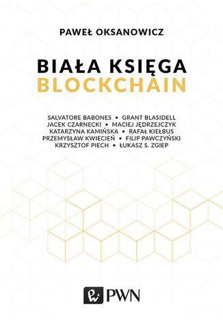 Okładka książki/ebooka Biała Księga. Blockchain