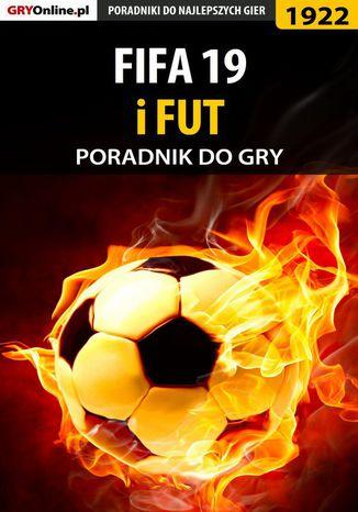 Okładka książki FIFA 19 - poradnik do gry