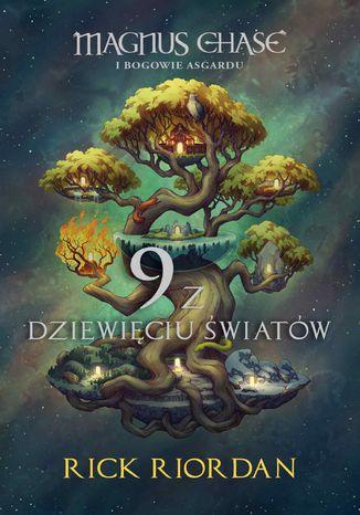 Okładka książki 9 z dziewięciu światów