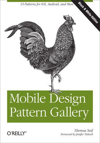 Okładka książki Mobile Design Pattern Gallery. UI Patterns for Mobile Applications