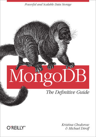 Okładka książki/ebooka MongoDB: The Definitive Guide
