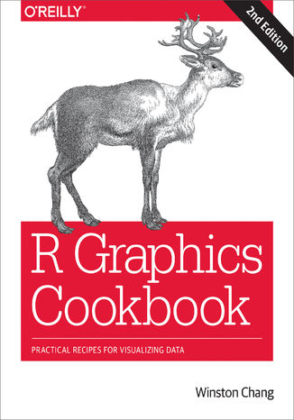Okładka książki R Graphics Cookbook. Practical Recipes for Visualizing Data. 2nd Edition