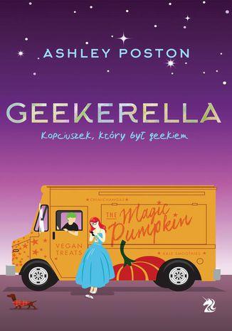 Okładka książki Geekerella