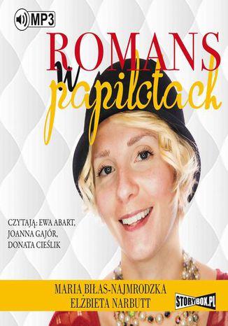 Okładka książki Romans w papilotach