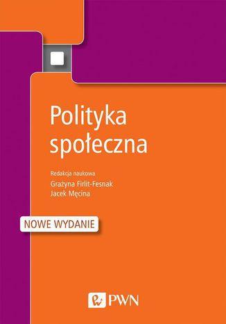 Okładka książki Polityka społeczna